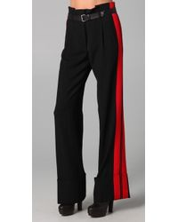 Viktor & Rolf - Diagonal Suiting Trouser - Lyst