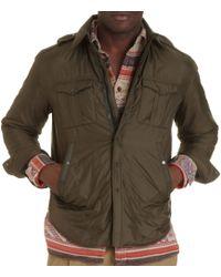 RLX Ralph Lauren - Nylon Shirt Jacket - Lyst