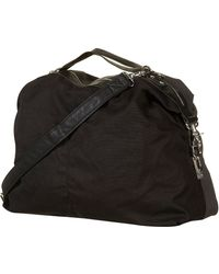 Topshop Two Tone Weekend Holdall - Lyst