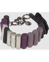 Emporio Armani Bracelets - Lyst