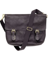 Mulberry Barnaby Across–body Bag - Lyst