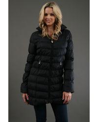 Twisted Heart Chamonix Parka Jacket in Black - Lyst