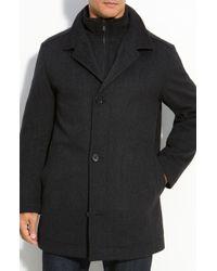 Hugo Boss Boss Black Coxtan Coat - Lyst