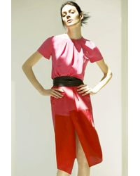 Preen By Thornton Bregazzi Polly Dress - Lyst