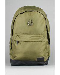 Nixon The Principle Backpack in Surplus & Black - Lyst