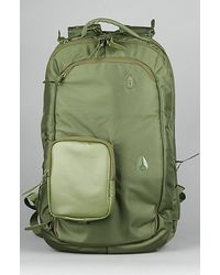 Nixon The Shadow World Travel Backpack in Surplus - Lyst