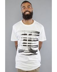 Wesc The Icon Mummy Tee in White - Lyst