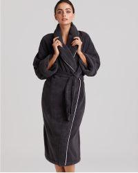 Hudson Jeans - Park Boxed Robe, Slate - Lyst