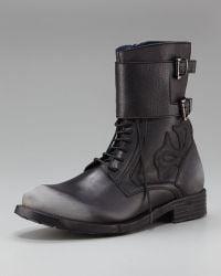 Mark Nason - Revellers Buckled Boot - Lyst