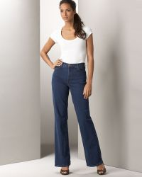 Not Your Daughter's Jeans Bootcut Jeans, Dark Blue - Lyst