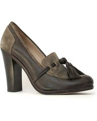 Plenty by Tracy Reese - Emmy High Heel Loafers - Lyst