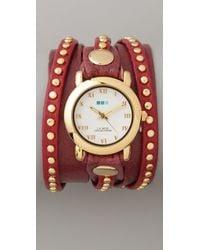 La Mer Collections - Bali Stud Wrap Watch - Lyst