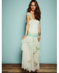 Free People Merries Limited Edition Flapper Dress - Lyst