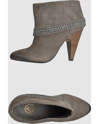 Ash Shoe Boots - Lyst