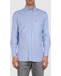 Ballantyne - Long Sleeve Shirt - Lyst