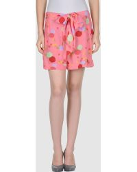 Moschino Cheap & Chic Shorts - Lyst