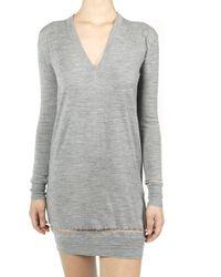 Alexander Wang Sweater Dress - Lyst