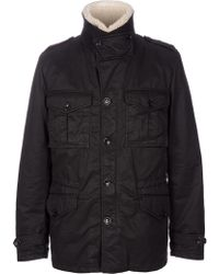 Chatcwin - Single-breasted Coat - Lyst