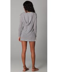 Joie - A La Plage Andy Striped Cover Up - Lyst
