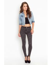 Nasty Gal Outer Space Jeans - Lyst