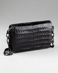 Nancy Gonzalez Crocodile Wallet On Chain - Lyst