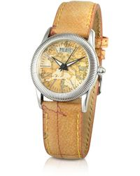 Alviero Martini 1A Classe - 1a Prima Classe - Ladies Geo Dial and Strap Watch - Lyst