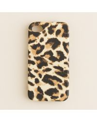 J.Crew Printed Case For Iphone® 4/4S - Lyst