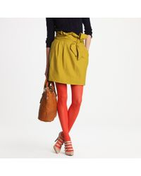 J.Crew Solid Opaque Tights - Lyst