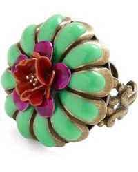 ModCloth Cabana Cutie Ring - Lyst