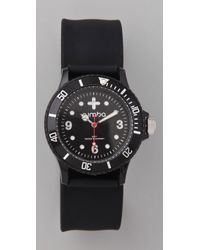 Rumbatime Lights Out Perry Slap Watch - Lyst