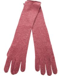 CASH CA - Slouch Glove - Lyst