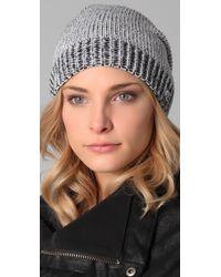Cheap Monday - Ryker Hat - Lyst