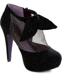 ModCloth The Celestial Object Of My Affection Heel - Lyst