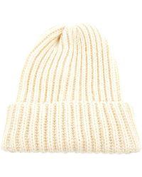 Peter Jensen   Rib Knit Hat   Lyst