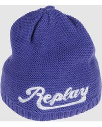 Replay - Hats - Lyst