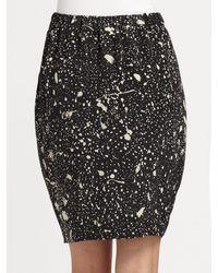 3.1 Phillip Lim Draped Pocket Skirt - Lyst
