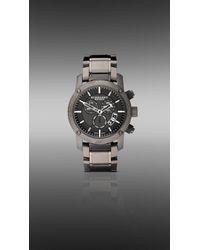 Burberry - Chronograph Sport Watch - Lyst