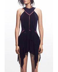 Jen Kao |  Jersey Mini Dress | Lyst