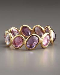 Paolo Costagli - Sapphire Ombre Ring - Lyst