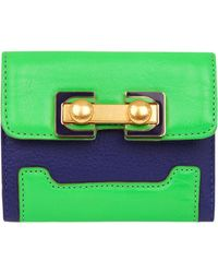 Marc By Marc Jacobs - Blue Bobs Memphis Two Tone Purse - Lyst