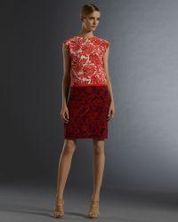 Gucci T-shirt Dress - Lyst