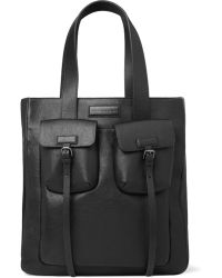 Marc By Marc Jacobs | Full Grain Leather Tote Bag | Lyst