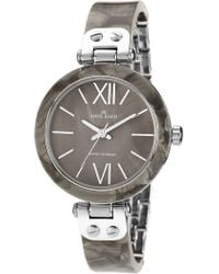 Ak Anne Klein | Round Skinny Bangle Watch | Lyst