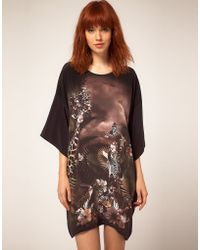 Emma Cook - Jungle Print Kaftan - Lyst