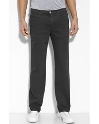 Joe's Jeans Brixton Slim Straight Leg Pants - Lyst