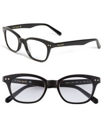 Kate Spade 'Rebecca' 49Mm Reading Glasses - Lyst