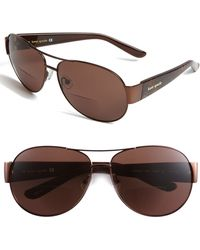 Kate Spade Patrice Reading Sunglasses - Lyst
