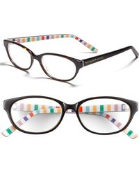 Kate Spade Charity Reading Glasses - Lyst
