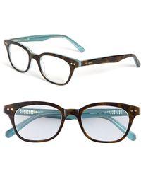 Kate Spade 'Rebecca' 49Mm Reading Glasses - Lyst