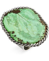 Liz Larios Jewelry Turquoise Ring - Lyst